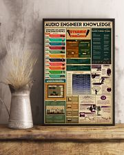 AUDIO ENGINEER 11x17 Poster lifestyle-poster-3