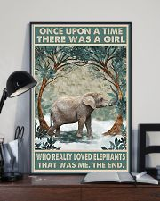 ELEPHANT 11x17 Poster lifestyle-poster-2