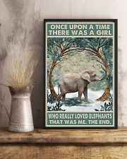 ELEPHANT 11x17 Poster lifestyle-poster-3
