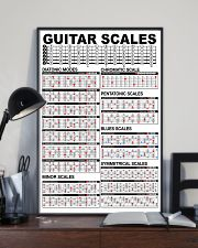 GUITAR SCALES 11x17 Poster lifestyle-poster-2