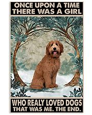 LABRADOODLE 11x17 Poster front
