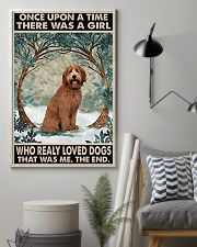 LABRADOODLE 11x17 Poster lifestyle-poster-1