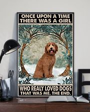 LABRADOODLE 11x17 Poster lifestyle-poster-2