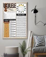 UKULELE Chart 24x36 Poster lifestyle-poster-1