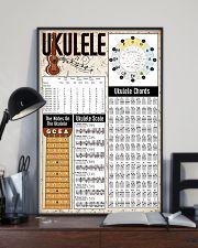 UKULELE Chart 24x36 Poster lifestyle-poster-2