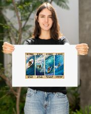 SURFING 17x11 Poster poster-landscape-17x11-lifestyle-19
