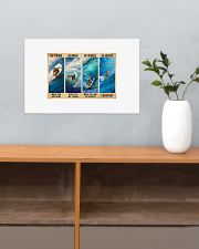 SURFING 17x11 Poster poster-landscape-17x11-lifestyle-24