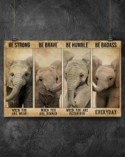 ELEPHANT 17x11 Poster aos-poster-landscape-17x11-lifestyle-12