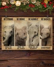 ELEPHANT 17x11 Poster aos-poster-landscape-17x11-lifestyle-27