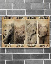ELEPHANT 17x11 Poster poster-landscape-17x11-lifestyle-18