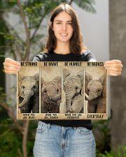 ELEPHANT 17x11 Poster poster-landscape-17x11-lifestyle-19