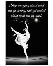 BALLET 11x17 Poster front