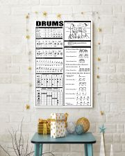 Drum 11x17 Poster lifestyle-holiday-poster-3