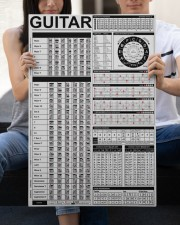 Guitar 20x30 Gallery Wrapped Canvas Prints aos-canvas-pgw-20x30-lifestyle-front-25