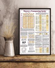 MUSIC THEORY CHEAT POSTER 11x17 Poster lifestyle-poster-3