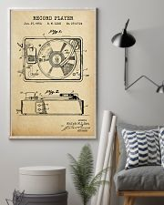 RECORD PLAYER 11x17 Poster lifestyle-poster-1