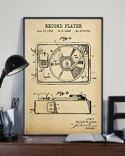 RECORD PLAYER 11x17 Poster lifestyle-poster-2