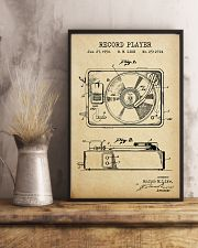 RECORD PLAYER 11x17 Poster lifestyle-poster-3