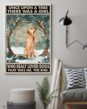 Golden Retriever 11x17 Poster lifestyle-poster-1
