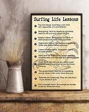 SURFING LIFE LESSONS 24x36 Poster lifestyle-poster-3