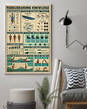 PADDLEBOARDING 24x36 Poster lifestyle-poster-1