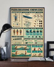 PADDLEBOARDING 24x36 Poster lifestyle-poster-2