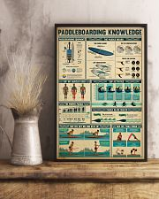 PADDLEBOARDING 24x36 Poster lifestyle-poster-3