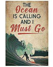SURFING 24x36 Poster front