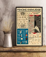 poster-FENCING 11x17 Poster lifestyle-poster-3