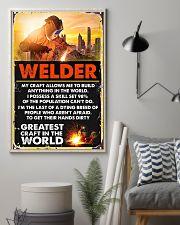 WELDER 11x17 Poster lifestyle-poster-1