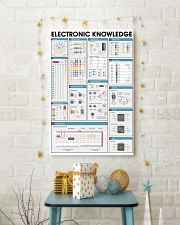 ELECTRONIC 24x36 Poster lifestyle-holiday-poster-3