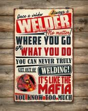 WELDER 11x17 Poster aos-poster-portrait-11x17-lifestyle-14