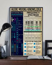 AUDIO MIXING 11x17 Poster lifestyle-poster-2