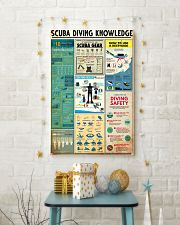 SCUBA DIVING 24x36 Poster lifestyle-holiday-poster-3