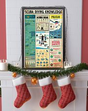 SCUBA DIVING 24x36 Poster lifestyle-holiday-poster-4