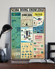 SCUBA DIVING 24x36 Poster lifestyle-poster-2