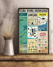 SCUBA DIVING 24x36 Poster lifestyle-poster-3