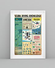 SCUBA DIVING 24x36 Poster lifestyle-poster-5