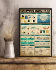 SWIMMING 24x36 Poster lifestyle-poster-3