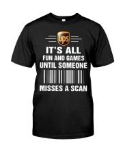ups Classic T-Shirt thumbnail