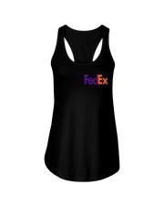 fedex Ladies Flowy Tank thumbnail