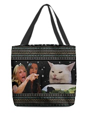 Smudge the Cat All-over Tote thumbnail