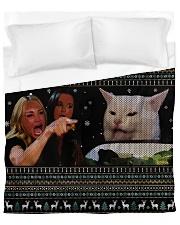 Smudge the Cat Duvet Cover - Queen thumbnail