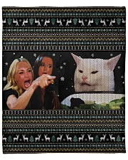 "Smudge the Cat Fleece Blanket - 50"" x 60"" thumbnail"