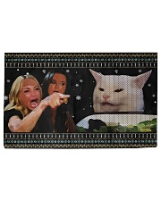 Smudge the Cat Woven Rug - 6' x 4' thumbnail