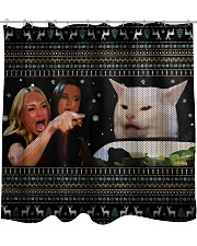 Smudge the Cat Shower Curtain thumbnail