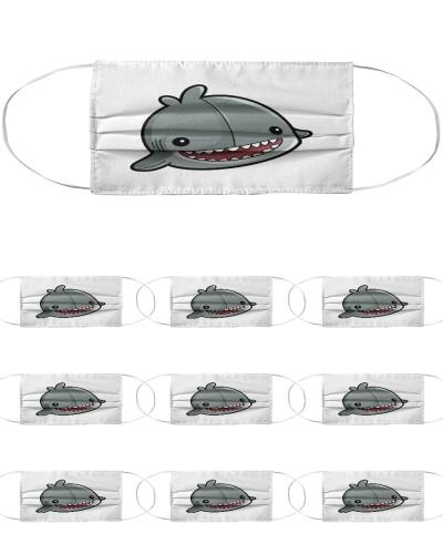 Baby Shark FaceMasks