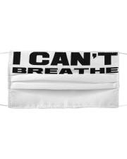 I Can't Breathe - Face Mask  Mask tile