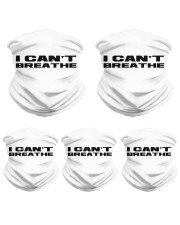 I Can't Breathe - Face Mask  Neck Gaiter - 5 Pack thumbnail