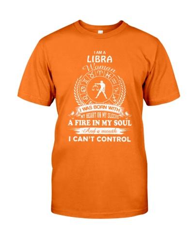 I am a Libra woman